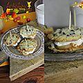 Cookies sandwiches glace banane et sirop d'erable {foodista challenge - 2ième edition}