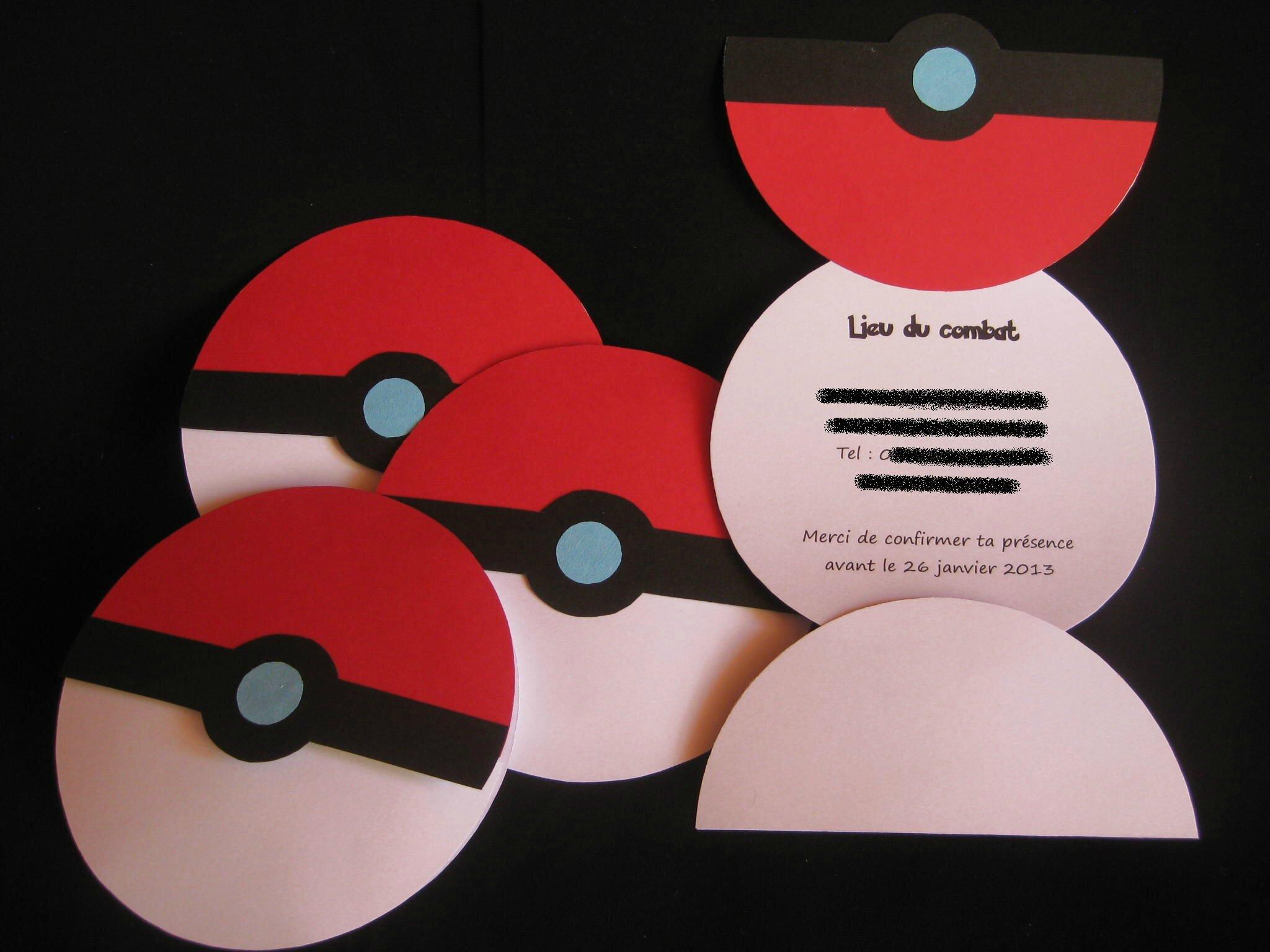 Fantastic Anniversaire Pokemon #1 - Les Hobbies d'Aurélie EG14