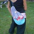 Mon sac en jean !!!