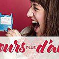 Toujours plus d'amour!!!