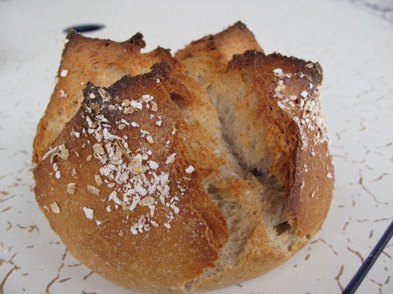 Petits pains rustiques