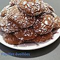 Crinckles chocolat au lait