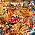 Un livre, une recette #18: tiebou yap