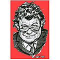Jean-Louis Borloo caricature