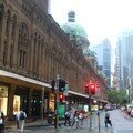 Une rue de Sydney