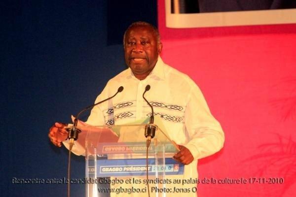 Ouattara n'apportera rien à la Côte d'Ivoire. Juste quelques temps et vous le découvrirez dans toute son incapacité.