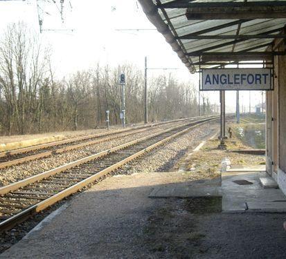 Anglefort (Ain)