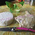 Poule sauce supême