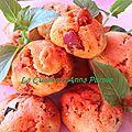 Cookies chorizo, basilic et parmesan