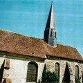 Chevru : commanderie des templiers + église