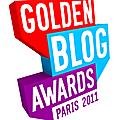 Cérémonie des golden blog awards