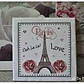 - sal clôturé - sal i love paris, i love london & i love usa: top départ!