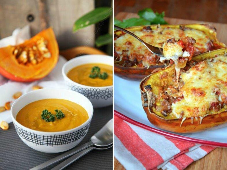 Comment cuisiner les courges et faire de la pur e de citrouille le miam miam blog - Comment cuisiner de la sole ...