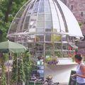 Jean-luc Vilmouth, le bar des plantes, Strasbourg, 2006