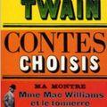 Contes choisis, mark twain