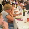 Saison 2010-2011, omelette à l'ailhet de l'Ecole de Rugby