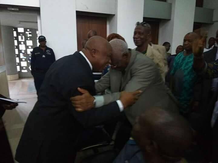 Côte d'Ivoire: Le procès de Assoa Adou reporté au jeudi faute d'avocats pour certains accusés dont Metch Metchro