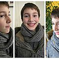 Snood enfant