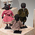 Black dolls in paris