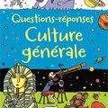 Questions- réponses : culture générale