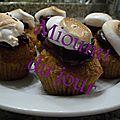 Muffins s'mores à la butternut