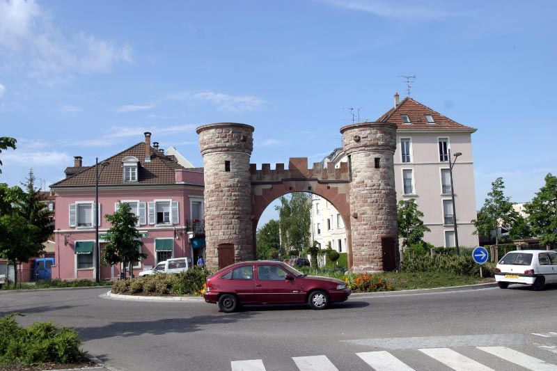 Rond point mulhouse blog rond point - Mulhouse habitat porte du miroir ...