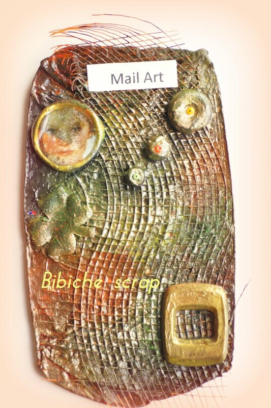 Mail Art canette