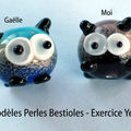 Exercice bestioles et yeux