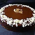 Gâteau bullois, noix et caramel de stéphane décotterd