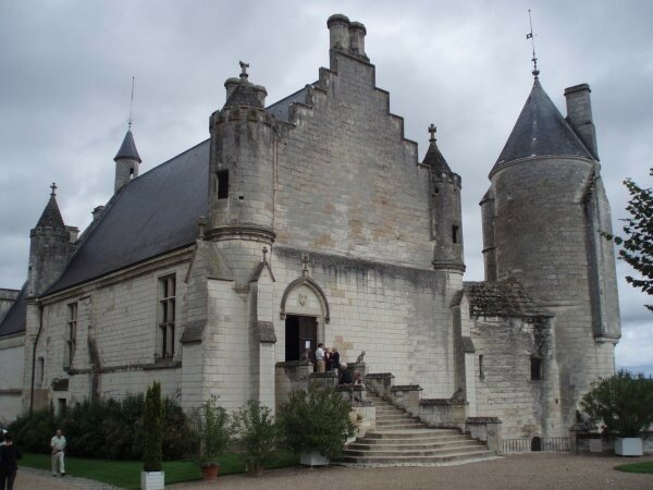 Loches : le Logis Royal
