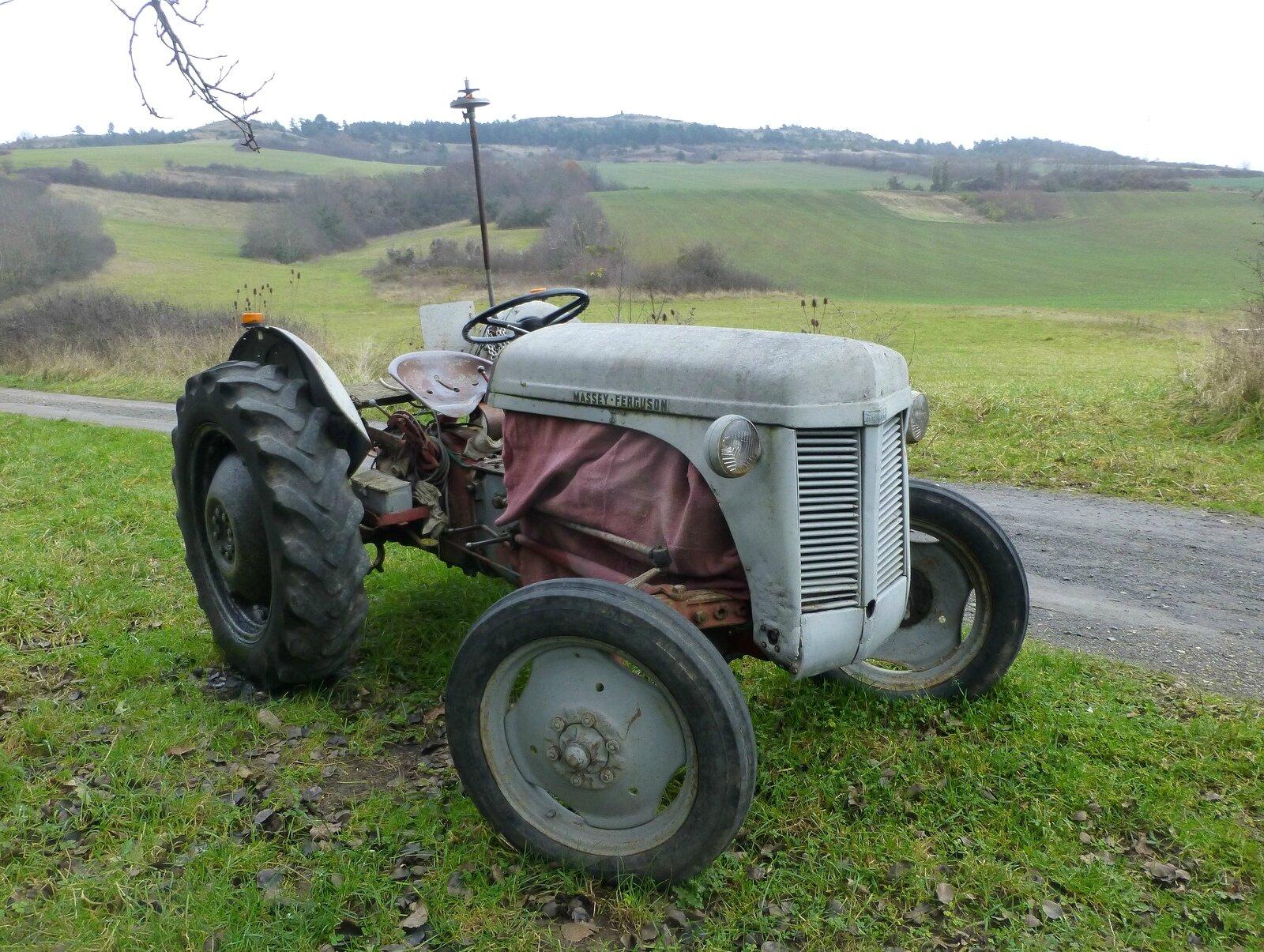 tracteur Massey-Ferguson,