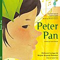 6 Peter Pan chez Le Sablier Éditions