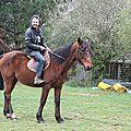 Jénorme à cheval, Ganardia de Buros (40)