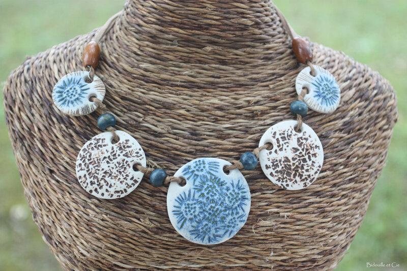 collier de porcelaine 1