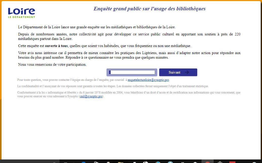 Bibliothèques : la Loire demande aux lecteurs de se livrer