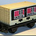 MT 25 01 Wagon plat container 02