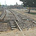 Les trains indien, on vous les laisse ...