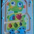 Les jouets préférés de la famille prout #7 - ron le robot de haba