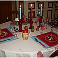 Table matriochkas 3 004