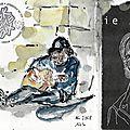 portraits croisés Christine D michel