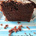 Une nouvelle recette de gâteau au chocolat
