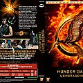 Jaquette HUNGER GAMES : L'embrasement