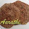 Thalipeeth - maharashtrian paratha.
