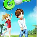 Le nouveau jeu mobile line let's golf de gameloft et line