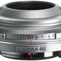 PENTAX Limited Sylver 40