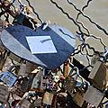 Coeur, cadenas, Pont des arts_8686