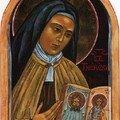 Icone de Sainte Thérèse