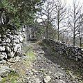 12_chemin vers St Privat d'Allier_1ere draille
