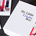 ○ my little box de mars ○