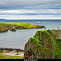 View from Dunottar Castle